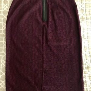 The Limited Skirts - The Limited textured skirt size 8